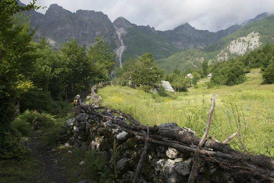 Rilindja Hotel: A short hike
