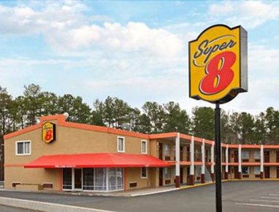 Welcome to the Super 8 Raleigh
