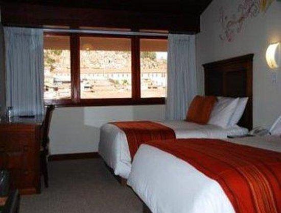 Hotel Costa Del Sol Ramada Cusco: Hab Twin City View Room