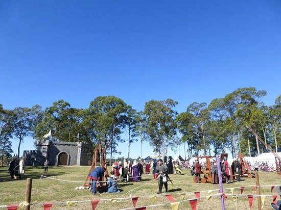 Abbey Museum of Art and Archaeology: Abbey Medieval Festival July 2014