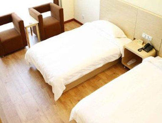 Super 8 Hotel Zhangjiakou Zhi Shan Jie: Two Twin Bed Room