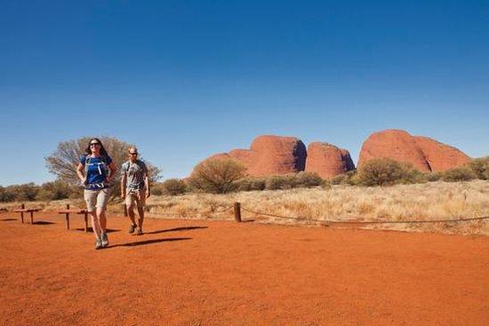 Uluru-Kata Tjuta National Park, Australia: Kata Tjuta, Red Centre
