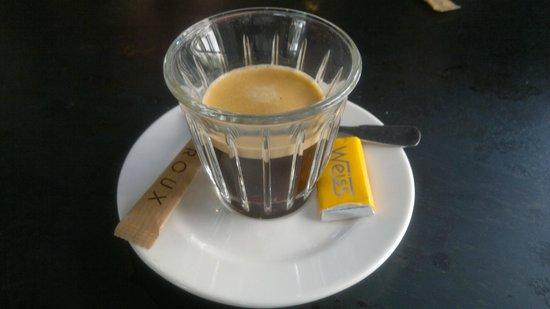 Marcel: Café