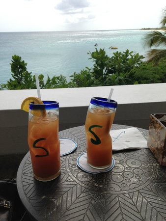 Belmond La Samanna: Welcome Rum Punches
