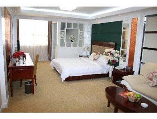 Super 8 Xi'an East Main Street : 1 King Bed Room