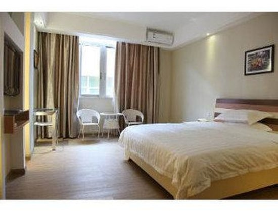 Super 8 Shantou Xiashan Huamei Road : King Bed Room
