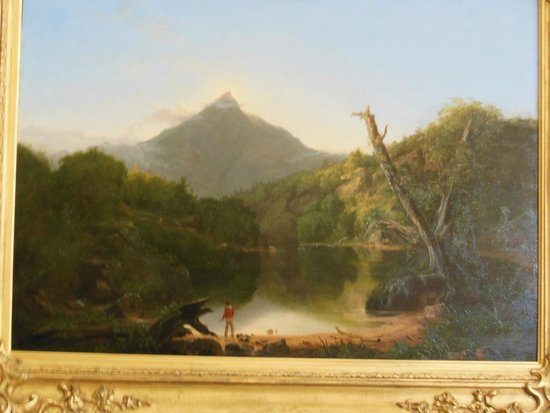 Thomas Cole National Historic Site: Cole Painting