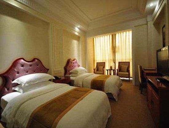 Shizhu County, China: Deluxe Twin Room
