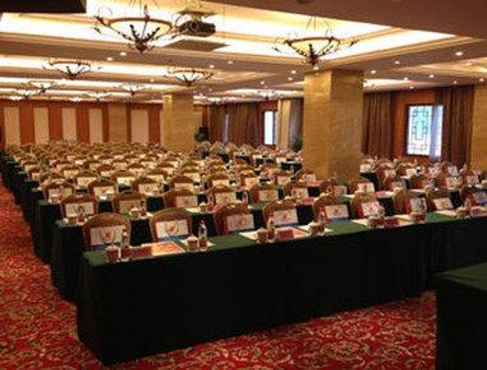 Shizhu County, China: Meeting Room