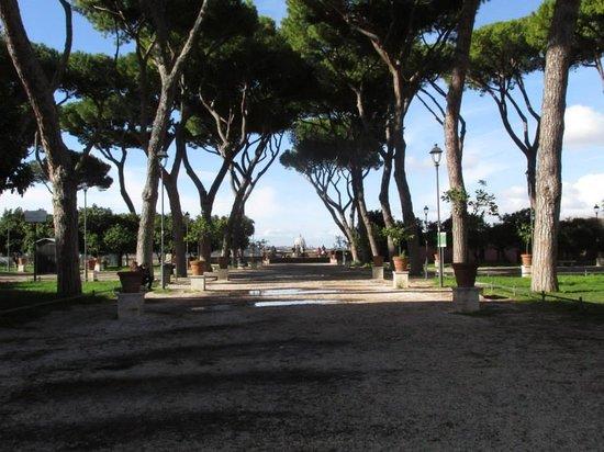 Il giardino degli aranci picture of colle aventino rome tripadvisor - Giardino degli aranci frattamaggiore ...