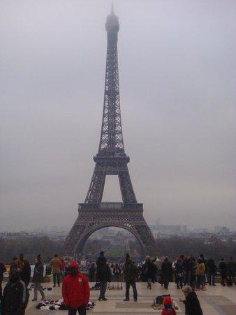 Tour Eiffel : vista