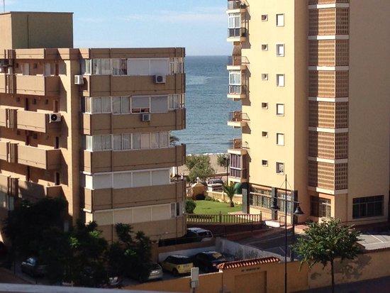 Hotel Mainare Playa Fuengirola: View from room 511