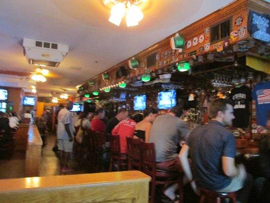 O'Hara's Restaurant and Pub : Inside