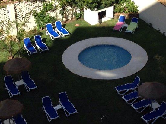 Hotel Mainare Playa Fuengirola: Little pool