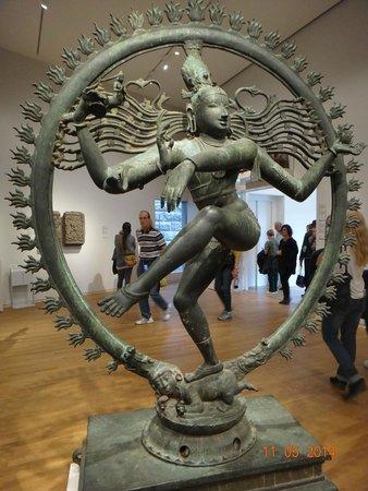 Rijksmuseum Amsterdam : Shiva - arte indiana
