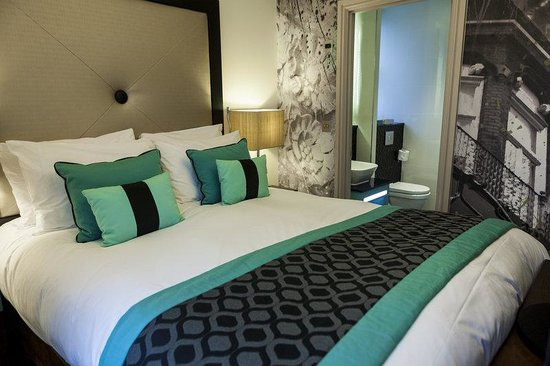 Hotel Indigo London Kensington: Superior Guest Room