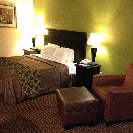 WindWater Hotel Corpus Christi : King Bed