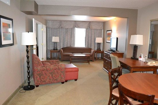 Holiday Inn Express Hotel & Suites Bozeman West: Deluxe Room