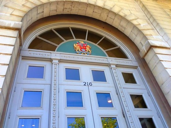 Kingston City Hall : Take the 25 Minutes Guided Tours