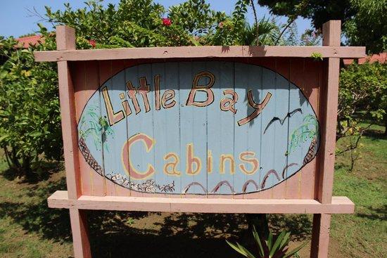 Little Bay Cabins: Destination Goal