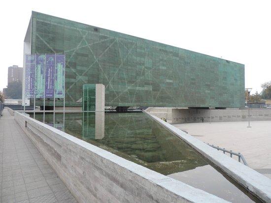 Museo de la Memoria y los Derechos Humanos: Acesso Principal
