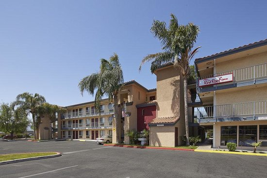 Red Roof Inn Tulare - Downtown / Fairgrounds: Exterior