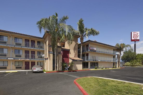 Red Roof Inn Tulare-Downtown/Fairgrounds: Exterior