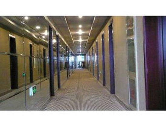 Super 8 Hotel Beijing XI Zhi Men Jiaotong University Dong LU: Hallway