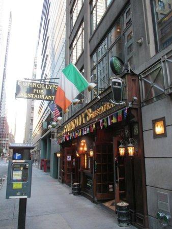Connolly's Pub & Restaurant: Exterior