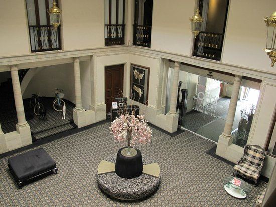 Hotel Boutique 1850: Lobby