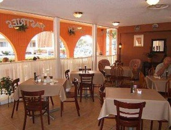 Knights Inn Hallandale: Breakfast Area