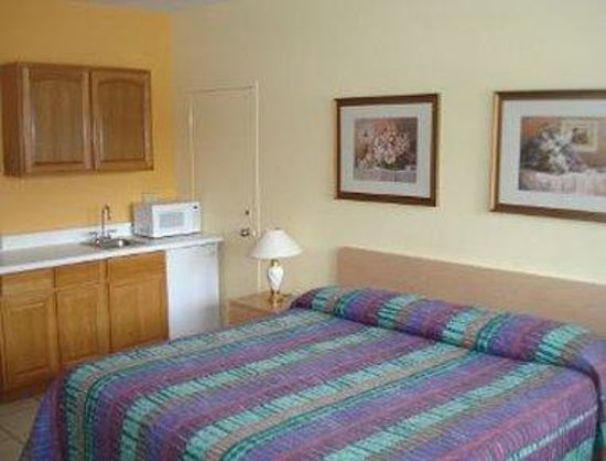Knights Inn Hallandale: 1 King Bed Room