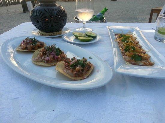 Villa del Sol Resort: Gourmet Cuisine