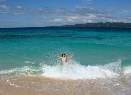 Yapak Beach (Puka Shell Beach): Классно