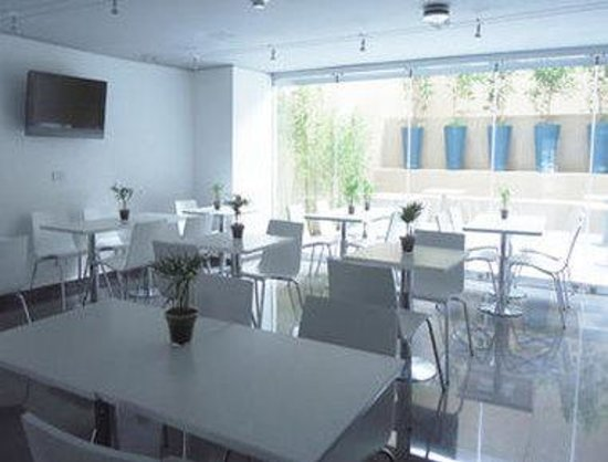 Howard Johnson Inn Palermo : Breakfast Room