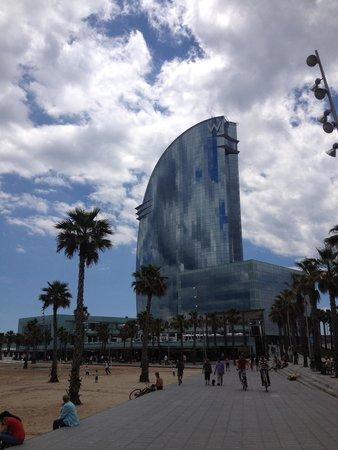 W Barcelona : Magnifique