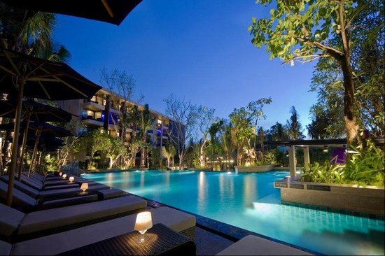 Novotel Phuket Kata Avista Resort and Spa: Swimming Pool