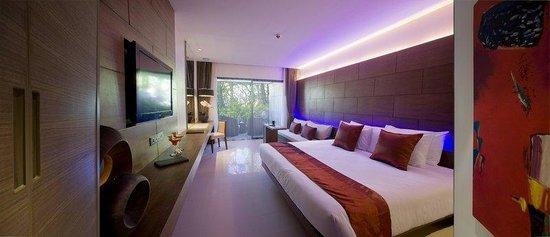 Novotel Phuket Kata Avista Resort and Spa: Deluxe Room