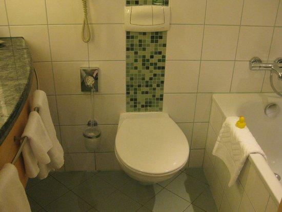 Hilton Vienna: WC