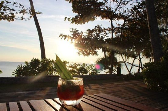 The Passage Samui Villas & Resort : Delicious strawberry mojitos