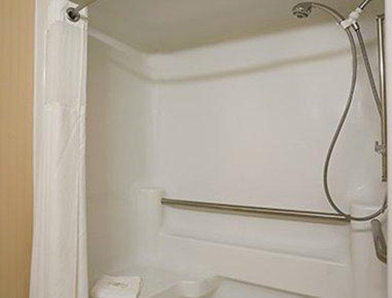 Ramada Greensburg Hotel and Conference Center : ADA Bathroom