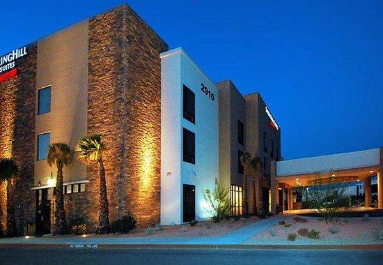 SpringHill Suites Las Vegas North Speedway: Exterior