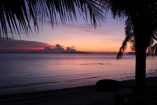The Passage Samui Villas & Resort : Another gorgeous sunset at The Passage