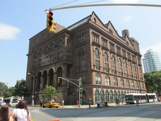 McSorley's Old Ale House: Nearby Cooper Union
