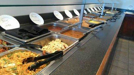 Oh! India Eat Street: Buffet