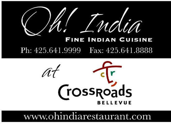 Oh! India Eat Street : location