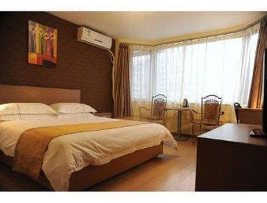 Super 8 Beijing Zhongguancun Yongzheng: King Bed Room