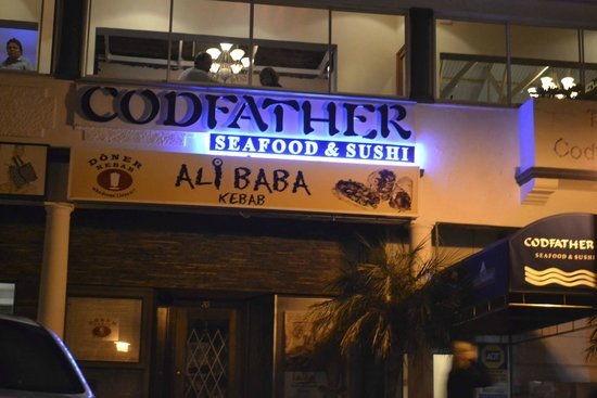 Codfather Seafood & Sushi: The Codfather