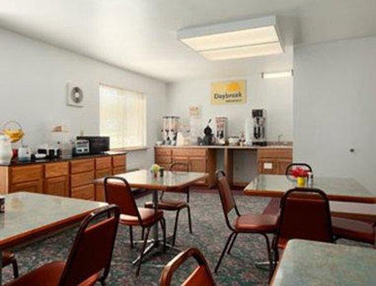 Days Inn Stoughton WI: Breakfast Area