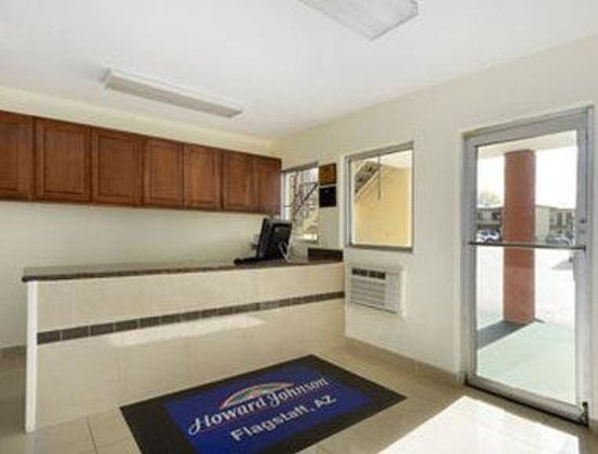 Howard Johnson Inn Flagstaff University West : Lobby